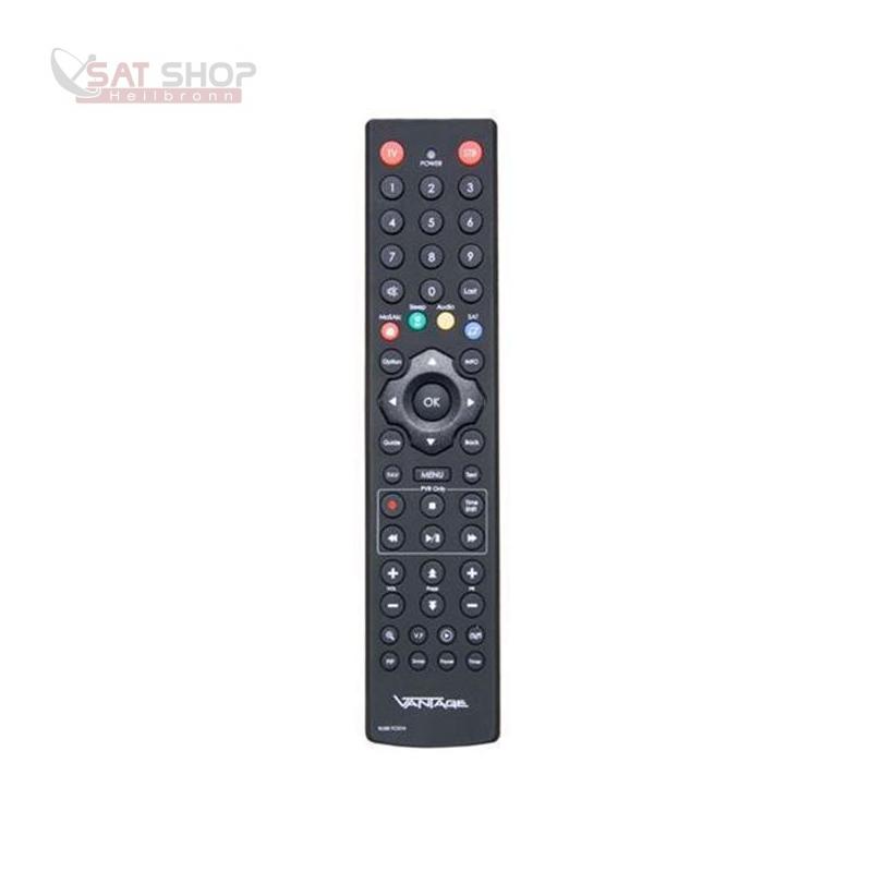 Fernbedienung VANTAGE HD 1100 / HD 6000 / HD 7100 / HD 8000 (original)