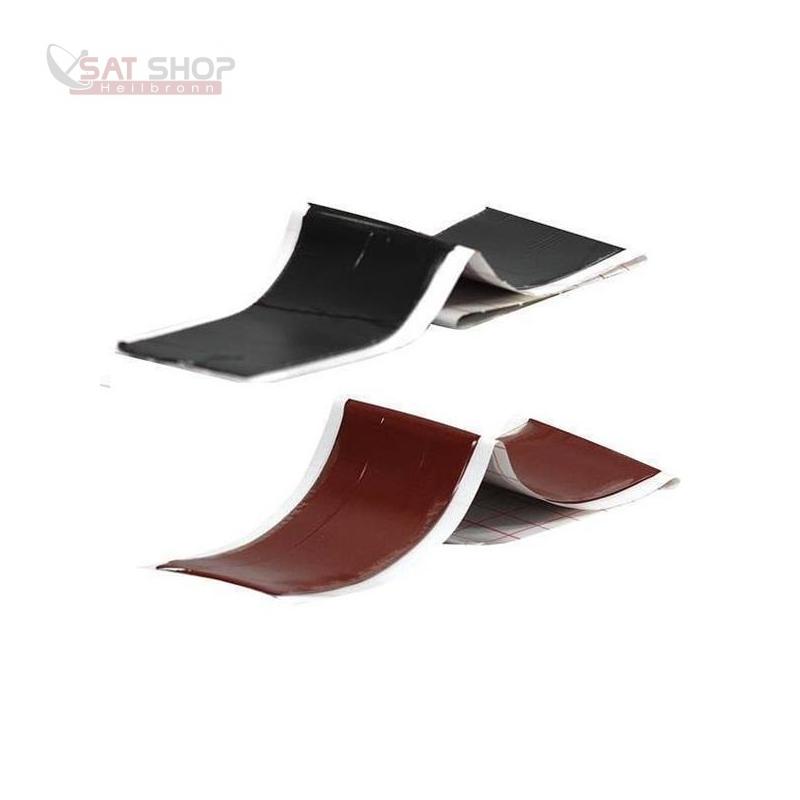 klebemanschette dichtungsband schwarz oder rot butylkautschukband 8 90 euro. Black Bedroom Furniture Sets. Home Design Ideas