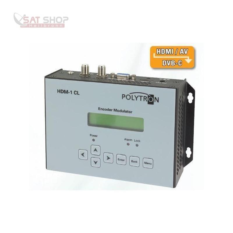 HDM-1 TL HDMI-Modulator in DVB-T (COFDM)