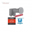 Dur-Line UK 102 Unicable Quad LNB 1x Legacy (Einkabel-LNB/EN50494)