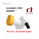 Inverto Unicable 2 / JESS LNB SP-IDLU-32UL40-UNMOO-OPP...