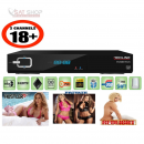 Redline TS 150 Plus HD incl. 3  Erotik Sender (Redlight...