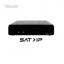 Schwaiger DSR41IP Full HDTV Media-Player/Receiver für SAT>IP (DC-IN, Internet, HDMI, IR Empfänger, CVBS (A/V), S/PDIF, USB)