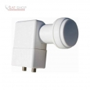 Titanium Twin LNB 2nd Edition (0,2dB- vergoldet)