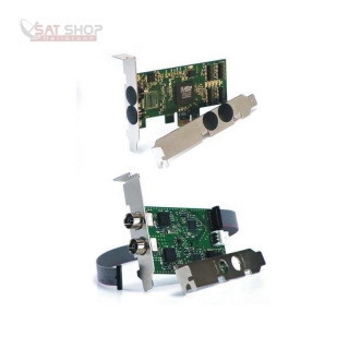Digital Devices DuoFlex CT Octopus - Duale DVB-CT HDTV Octopus PCIe Express Bridge und DuoFlex CT Tuner