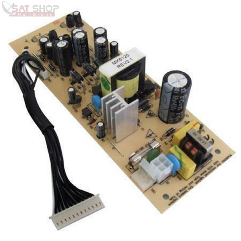 Ersatz- Netzteil für HUMAX 5xxx- Reihe (komplett mit Kabelsatz),
