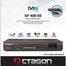 Octagon SF 418 SE SD Kabel Receiver (DVB-C / 1x Conax)