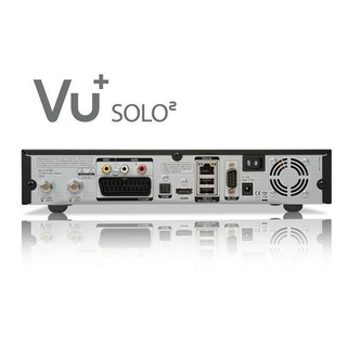 VU+ Solo2 Twin Linux DVB-S/S2 HDTV Satreceiver (Open Source / HDD intern ready)