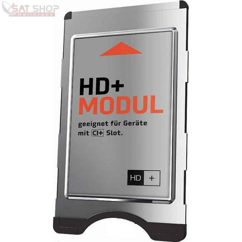 ci modul ohne karte HD Plus CI+ UHD Modul für CI+ Schacht (ohne HD+ Karte)   NICHT für