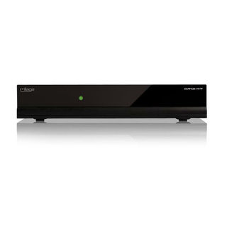 Smart CX02 Mirage HDTV-Receiver mit IP-Stream Funktion (SAT>IP Sender, USB, LAN, Smart Stream)