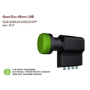 Inverto Black eco Universal Quad LNB...