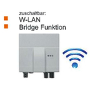 co@xLAN CL500WLAN Modem (1 LAN-Port - WLAN oder WLAN...