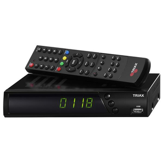 Triax-Hirschmann S-HD 10 Plus ohne USB-PVR ready (Unicable-/JESS-tauglich)
