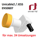 Inverto Unicable 2 / JESS LNB SP-IDLU-24UL40-UNMOO-OPP...