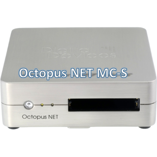 Digital Devices Octopus NET MC-S Multicast SAT>IP Streaming Server (4x DVB-S2 Tuner + Twin CI Unterstützung)
