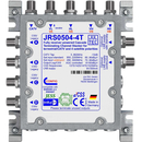 Jultec JRS0504-4M/T - Receiver Powered Stacker (Unicable...