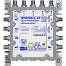 Jultec JPS0502-8+4T Unicable-Multischalter (2x8...