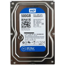 Western Digital WD5000AZLX Blue 500GB interne Festplatte...