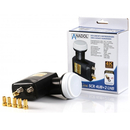 Anadol Unicable Quad LNB (4x Unicable + 2x Legacy -...