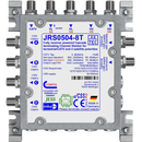 Jultec JRS0504-8M/T - Unicable Multischalter (4x8...