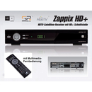 Smart Zappix HD+ HDTV-Receiver (incl. 6 Monate HD+ Karte,...