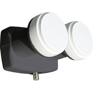 Inverto Black Plus Monoblock Single LNB IDLB-SINM40-MN006-8PP (1 Teilnehmer/ 6 Grad)