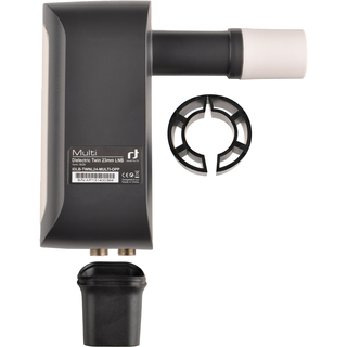 Inverto Black MultiConnect Twin LNB IDLB-TWNL24-MULTI-0PP