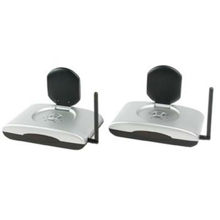 2.4 GHz Wireless Audio/Video Übertragungssystem mit TV- Tuner (mit IR Extender)