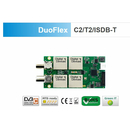Digital Devices DuoFlex C/C2/T/T2/ISDB-T Erweiterung...